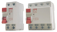 Interruptores Diferenciais - DR 300mA
